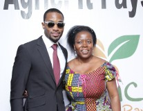 D'Banj shares his own brand of Garri at Do Agric launch in Nigeria